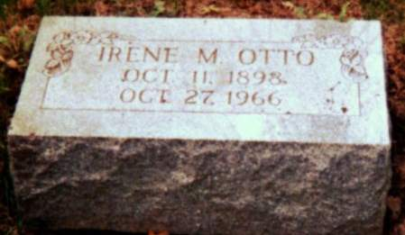 OTTO, IRENE - Scott County, Iowa | IRENE OTTO