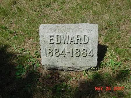 PAGEL, EDWARD - Scott County, Iowa   EDWARD PAGEL