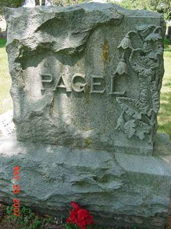 PAGEL, FAMILY - Scott County, Iowa | FAMILY PAGEL