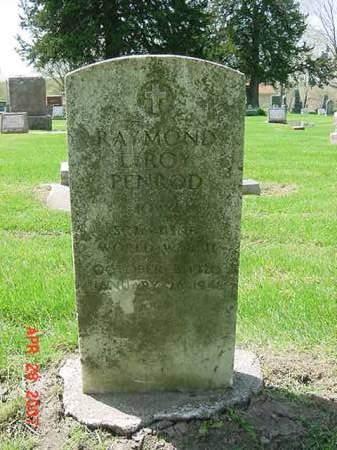 PENROD, RAYMOND LEROY - Scott County, Iowa | RAYMOND LEROY PENROD