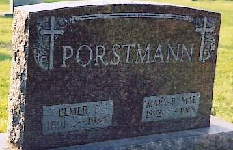 PORSTMANN, MARY R.