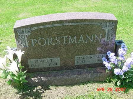 PORSTMANN, MARY R