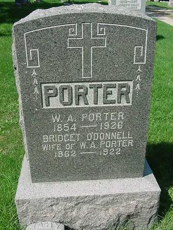 PORTER, BRIDGET - Scott County, Iowa | BRIDGET PORTER