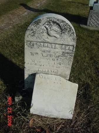 PROPST, ELIZABETH ANN - Scott County, Iowa | ELIZABETH ANN PROPST