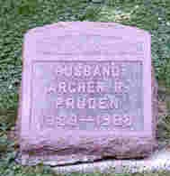 PRUDEN, ARCHER R. - Scott County, Iowa | ARCHER R. PRUDEN