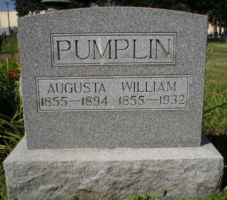 PUMPLIN, AUGUSTA - Scott County, Iowa | AUGUSTA PUMPLIN