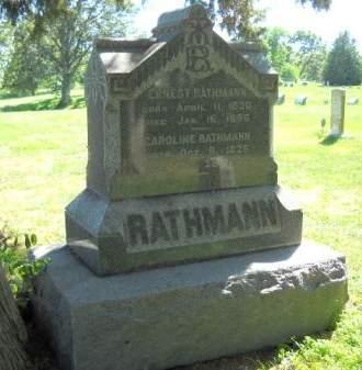 RATHMANN, CAROLINE - Scott County, Iowa | CAROLINE RATHMANN