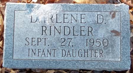 RINDLER, DARLENE D. - Scott County, Iowa | DARLENE D. RINDLER