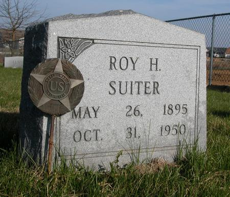 SUITER ROY, H. - Scott County, Iowa | H. SUITER ROY