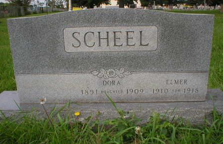 SCHEEL, ELMER - Scott County, Iowa | ELMER SCHEEL