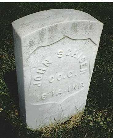 SCHISER, JOHN - Scott County, Iowa | JOHN SCHISER