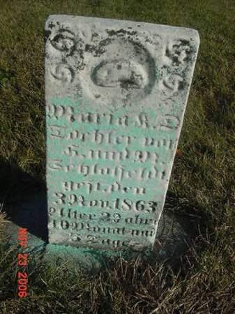 SCHLOTFELDT, MARIA A - Scott County, Iowa | MARIA A SCHLOTFELDT