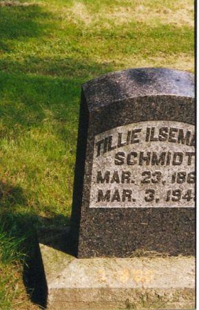 SCHMIDT, MATHILDA - Scott County, Iowa | MATHILDA SCHMIDT