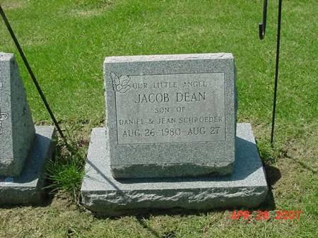 SCHROEDER, JACOB DEAN - Scott County, Iowa | JACOB DEAN SCHROEDER
