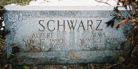SCHWARZ, ALBERT - Scott County, Iowa | ALBERT SCHWARZ