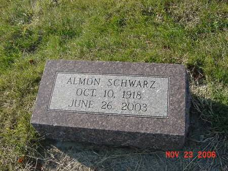 SCHWARZ, ALMON - Scott County, Iowa | ALMON SCHWARZ
