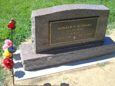 SCHWARZ, DONALD  V - Scott County, Iowa | DONALD  V SCHWARZ
