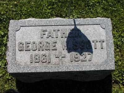 SCOTT, GEORGE W. - Scott County, Iowa | GEORGE W. SCOTT