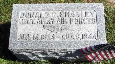 SHANLEY, DONALD D. - Scott County, Iowa | DONALD D. SHANLEY
