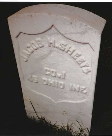SHEETS, JACOB H. - Scott County, Iowa | JACOB H. SHEETS