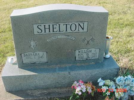 SHELTON, WILLIAM F - Scott County, Iowa | WILLIAM F SHELTON