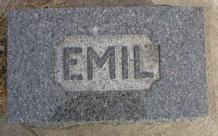 SINDT, EMIL - Scott County, Iowa | EMIL SINDT