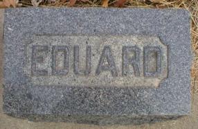 SINDT, EDUARD - Scott County, Iowa | EDUARD SINDT