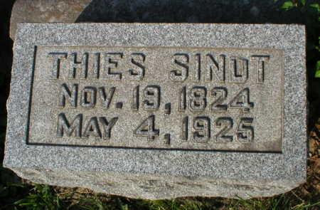 SINDT, THIES - Scott County, Iowa | THIES SINDT