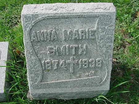 SMITH, ANNA MARIE - Scott County, Iowa | ANNA MARIE SMITH