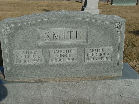 SMITH, FREDERICK - Scott County, Iowa | FREDERICK SMITH