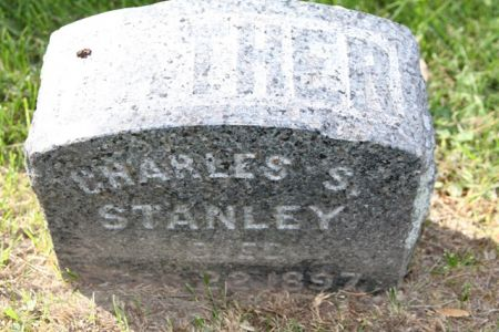 STANLEY, CHARLES S. - Scott County, Iowa | CHARLES S. STANLEY