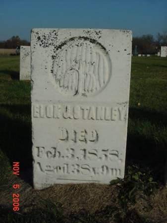 STANLEY, ELON J - Scott County, Iowa | ELON J STANLEY