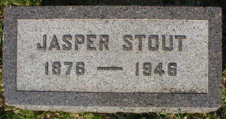 STOUT, JASPER - Scott County, Iowa   JASPER STOUT
