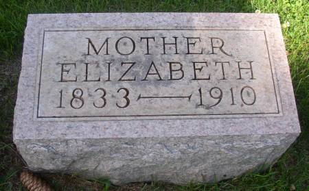 STRUCK, ELIZABETH - Scott County, Iowa | ELIZABETH STRUCK