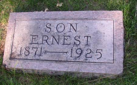 STRUCK, ERNEST - Scott County, Iowa | ERNEST STRUCK