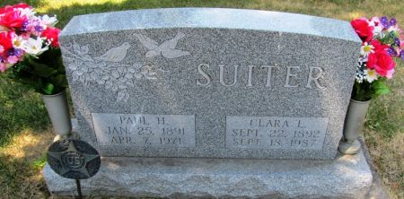 SUITER, PAUL H. - Scott County, Iowa | PAUL H. SUITER