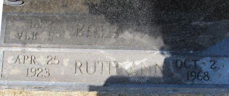 SUITER, RUTH ANN - Scott County, Iowa | RUTH ANN SUITER