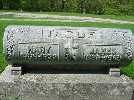TAGUE, JAMES - Scott County, Iowa | JAMES TAGUE