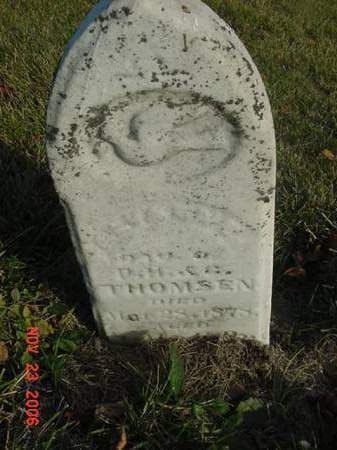 THOMSEN, ALVAENE - Scott County, Iowa | ALVAENE THOMSEN