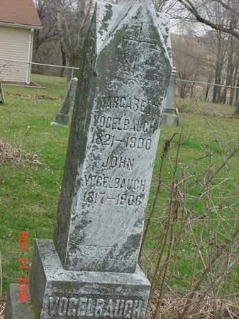 VOGELBAUGH, JOHN - Scott County, Iowa | JOHN VOGELBAUGH