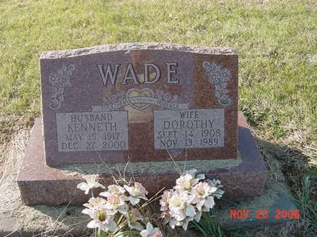 WADE, KENNETH - Scott County, Iowa | KENNETH WADE
