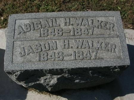 WALKER, JASON H. - Scott County, Iowa | JASON H. WALKER