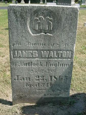 WALTON, JAMES - Scott County, Iowa | JAMES WALTON