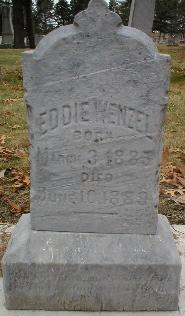 WENZEL, EDDIE - Scott County, Iowa | EDDIE WENZEL