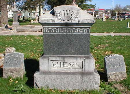 WIESE, CATHERINA - Scott County, Iowa | CATHERINA WIESE