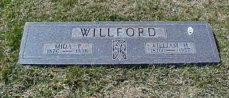 WILLFORD, WILLIAM H. & MIDA - Scott County, Iowa | WILLIAM H. & MIDA WILLFORD