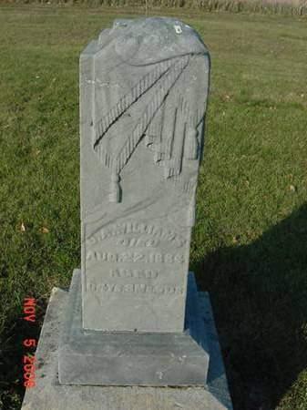 WILLIAMS, D.A. - Scott County, Iowa | D.A. WILLIAMS