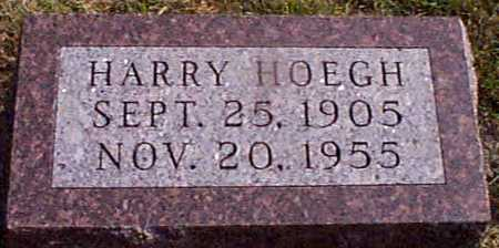 HOEGH, HARRY - Shelby County, Iowa | HARRY HOEGH