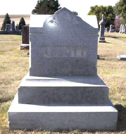 ABBOTT, (LOT) - Shelby County, Iowa   (LOT) ABBOTT