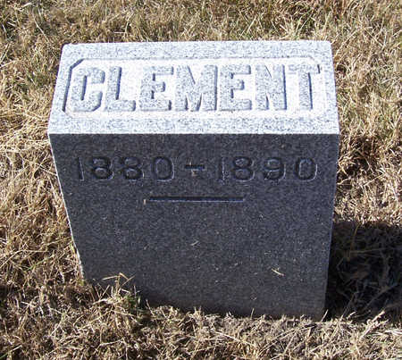 ABBOTT, CLEMENT - Shelby County, Iowa | CLEMENT ABBOTT